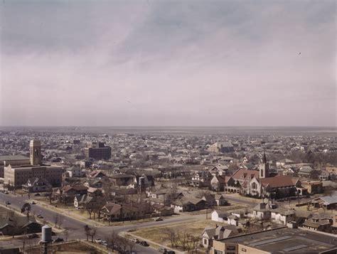 File:Image-Amarillo Texas March 1943 View 2.jpg ...