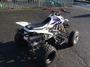 Honda Trx250 Trx250rx Quad Atv 250cc 4 Stroke