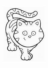 Cartoon Coloring Pages Animals Animal Printable Drawings Cartoons Getcoloringpages Cat Sea Ur sketch template