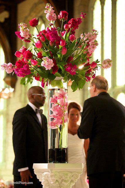 altar flowers  pinterest church flower arrangements