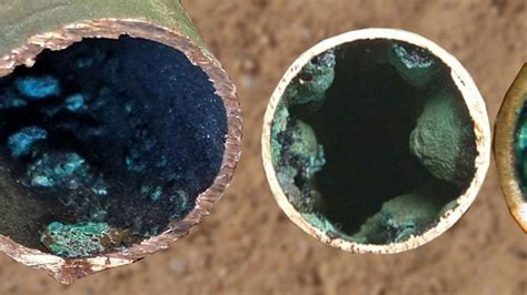 Copper Pipe Corrosion Aliso Viejo Ca  Stop Sneaky Leaks