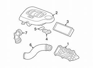 Genuine Chevrolet Hhr Intake Duct 15865168