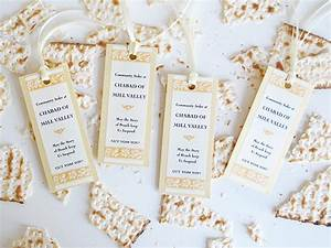 Bookmarks for Passover #diy #handmade #labels