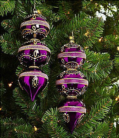 Dillards Tree Decorations by 234 Best Images About Purple On