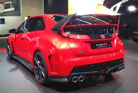 Gambar Mobil Honda Civic Type R by Mobil Terbaru Honda Civic R Desain Keren Review Dan