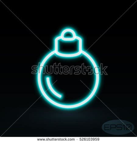 neon christmas stock images royalty free images vectors