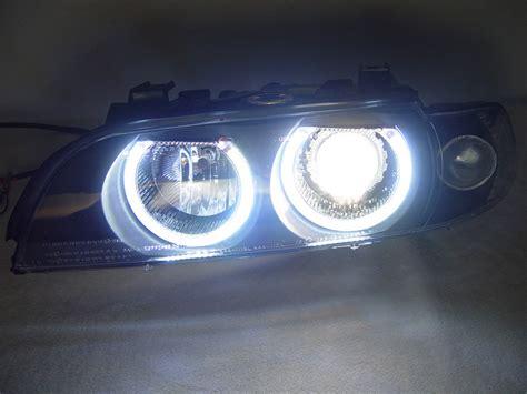 1997 2003 bmw 5 series e39 depo projector halo