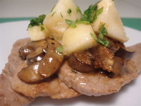 veal scallopini escalopes de veau vallee dauge spork