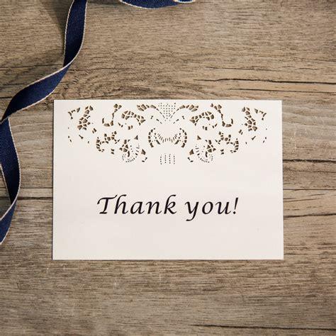 tarjeta de agradecimientos corte láser tarjeta de agradecimiento of wpl0010 wgl0002