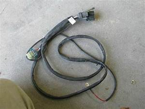 Mercury Outboard Tachometer Wiring Harness 84
