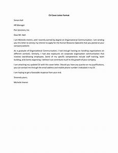 basic cover letter for a resume With how to make covering letter for cv