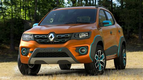 Renault Kwid Wallpaper by 2016 Renault Kwid Climber Concept Pictures Photos