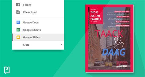 How To Design Magazine with PowerPoint to Go Mobile on App ...