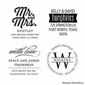 Diy details for your wedding invitation suite wedding for Return address on wedding invitations sample