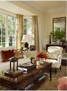 Beautiful Colonial Style Interior Sunny Traditional Living Family Room By Timothy Corrigan