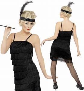 20er Jahre Outfit Damen : charleston kleid schwarz spitzen coco flapper 1920 20er jahre damen kost m jazz ebay ~ Frokenaadalensverden.com Haus und Dekorationen