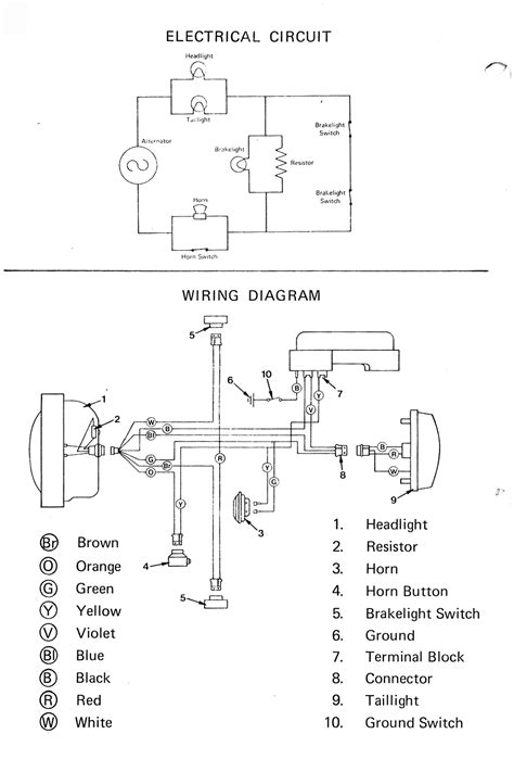 wiring diagram 1983 yamaha it wiring library