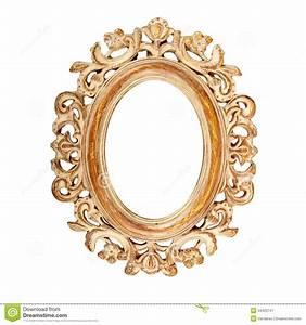 Cadre De Tableau : cadre de tableau ovale image stock image du objet ~ Dode.kayakingforconservation.com Idées de Décoration