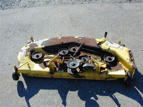 Used Mower Deck For Deere 265 by Deere 265 46 Mower Deck Car Interior Design