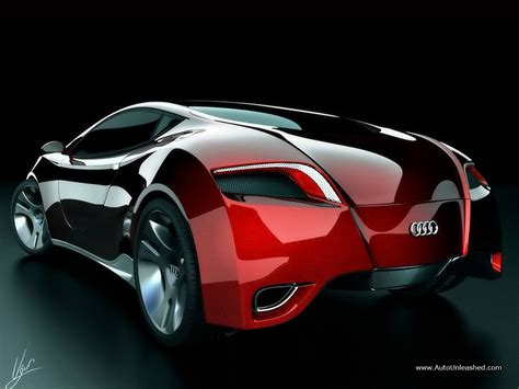 Audi Concept Car Wallpaper by Audi Locus Concept Car Car Wallpaper