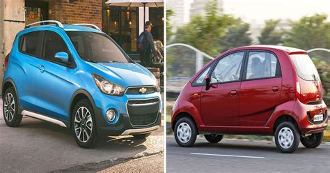 20 Of The Cheapest Cars Ever Released To The Public   HotCars