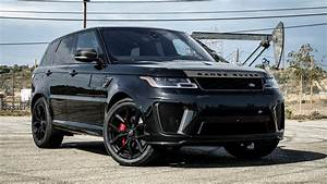 2018 Range Rover Sport SVR Review: This 575-HP Solid Wall