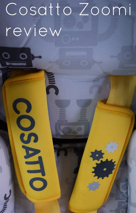 cosatto zoomi car seat review family fever