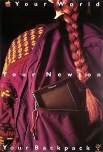 Apple Newton Advertisement