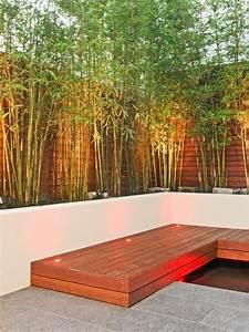 Kleine Eckbank Für Balkon : garten moy bambus balkon sichtschutz ndash gestaltung ideen fuer feng shui stil ~ Bigdaddyawards.com Haus und Dekorationen
