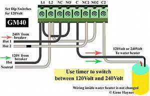 Henry Water Heater Wiring Diagram
