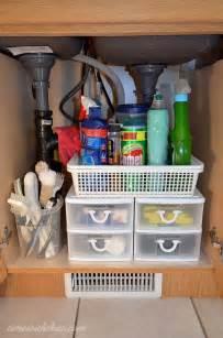 cheap kitchen organization ideas inexpensive storage ideas to make the most of a kitchen sink cabinet hometalk