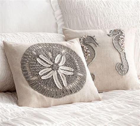 Pottery Barn Throw Pillows For by Summer Coastal Decorative Pillows Pottery Barn