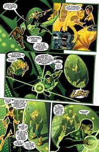 Exclusive Preview | 'Hal Jordan & the Green Lantern Corps ...