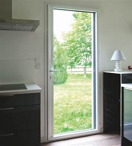 la porte fenetre aluminium peut elle remplacer la porte With porte d entrée alu avec vitre pour salle de bain