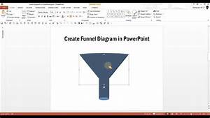 Powerpoint Funnel Diagram   Powerpoint Diagram Tutorial