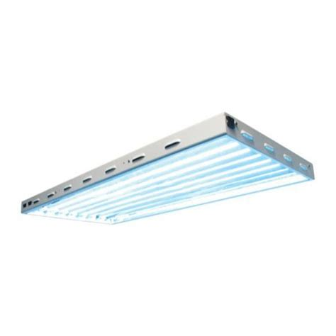 sun blaze t5 high output 4 ft 8 l fluorescent