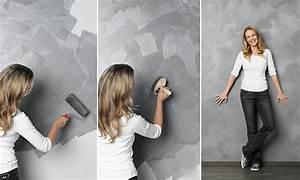Wand Metallic Effekt : metallic farbe fur die wand verschiedene ~ Michelbontemps.com Haus und Dekorationen