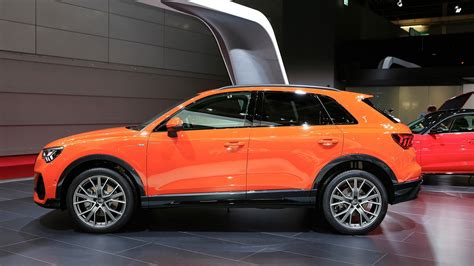 audi q3 2019 2019 audi q3 bows with sporty look high tech cabin
