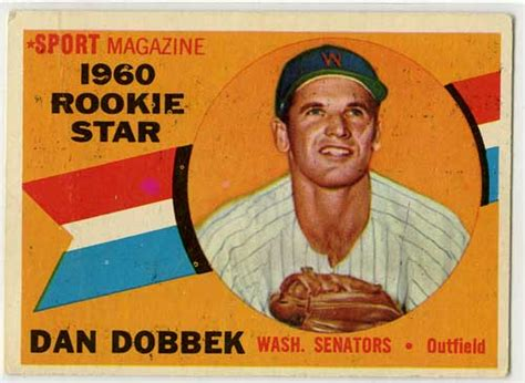 The Quest For The 1960 Topps Set Part Xiv