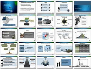 Business start up powerpoint template for How to set up a powerpoint template