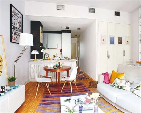 cozy tiny apartment  madrid   youthful  chic