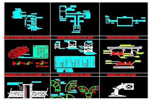 Hvac Drawing Dwg - All Diagram Schematics