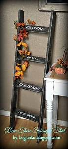 Been, There, Salvaged, That, Decorative, Ladder