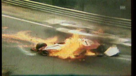 Der sohn der rennfahrerlegende niki lauda glaubt: Formel 1 - Niki Laudas Flammen-Inferno und seine ...