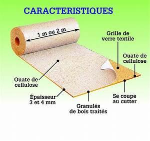 Isolant Thermique Mince Sous Carrelage : granosol isolant mince fibre de bois pour le sol ~ Edinachiropracticcenter.com Idées de Décoration
