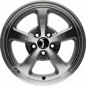 Aluminum Alloy Wheel Rim 17 Inch 2003-2004 Ford Mustang 5-114.3mm 5 Spokes | eBay