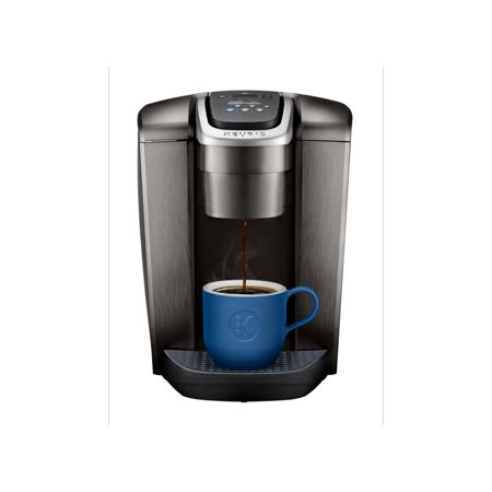 To replace it i bought the k575, but had major problems with the touch screen controls from the git go, so it got returned. Keurig K-Elite Single Serve Coffee Maker, Brushed Slate | Walmart Canada