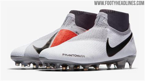 gray and white shades nike phantom vision 39 raised on concrete 39 2018 boots