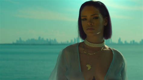 """Rihanna Gets Dangerous In Her Cinematic Video For """"needed"""