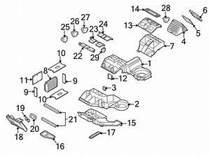Chevrolet Ssr Hvac Air Inlet Housing  4 2 Liter  Front  5